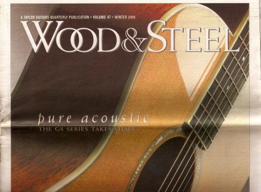 WOOD AND STEEL-HE-COVER--RE