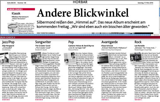 GG album review 2012