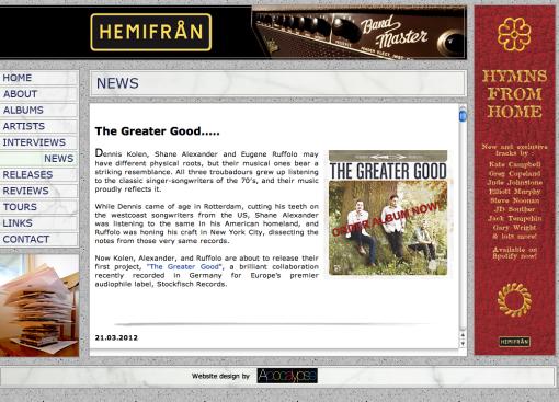 Hemifran--GG review