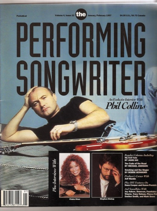 PERF SONG PHIL COLLINS ---RE