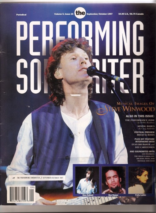 Perf-Song Steve winwood-FFES review  -COVER--RE