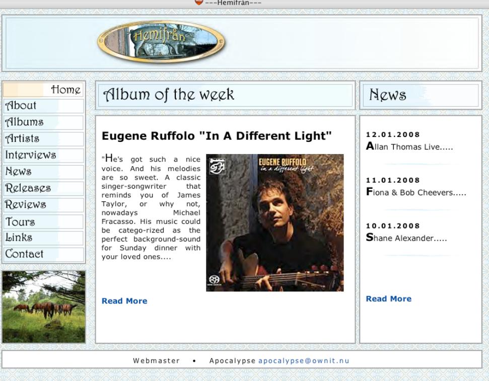 hemifran album of the week