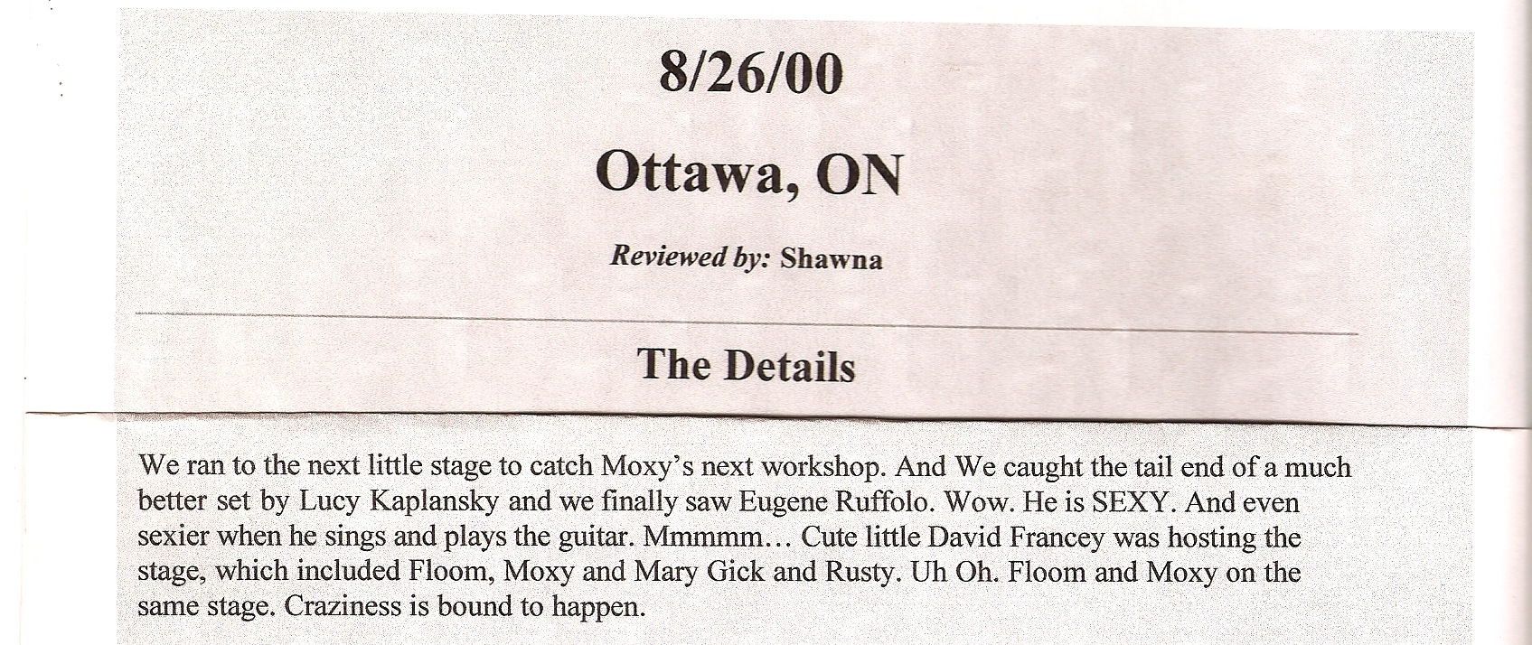 ottawa ff review short